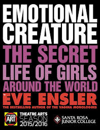 emotional creature brochure